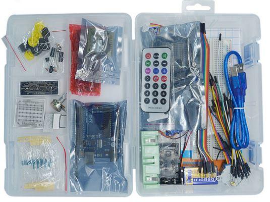 Starter kit arduino uno basico mas completo principiantes