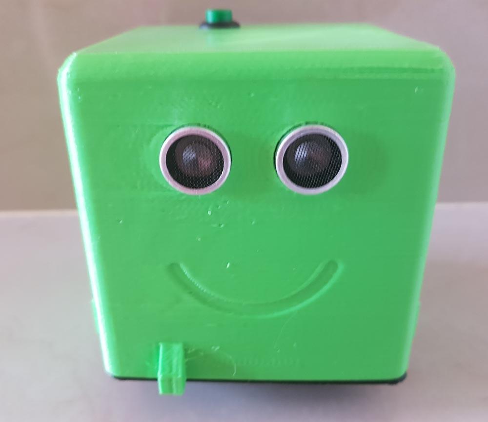 Kit Para Armar Robot Littlebot Alone Arduino Evita Obstaculos