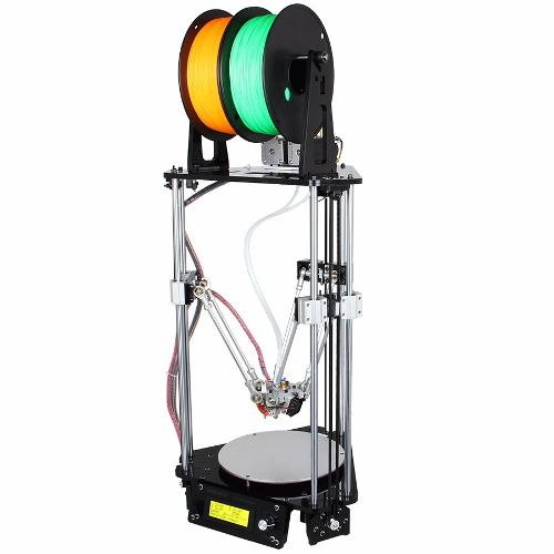 Impresora 3d Candy-ho Delta Mini Doble Extrusor Auto Level P/ Armar