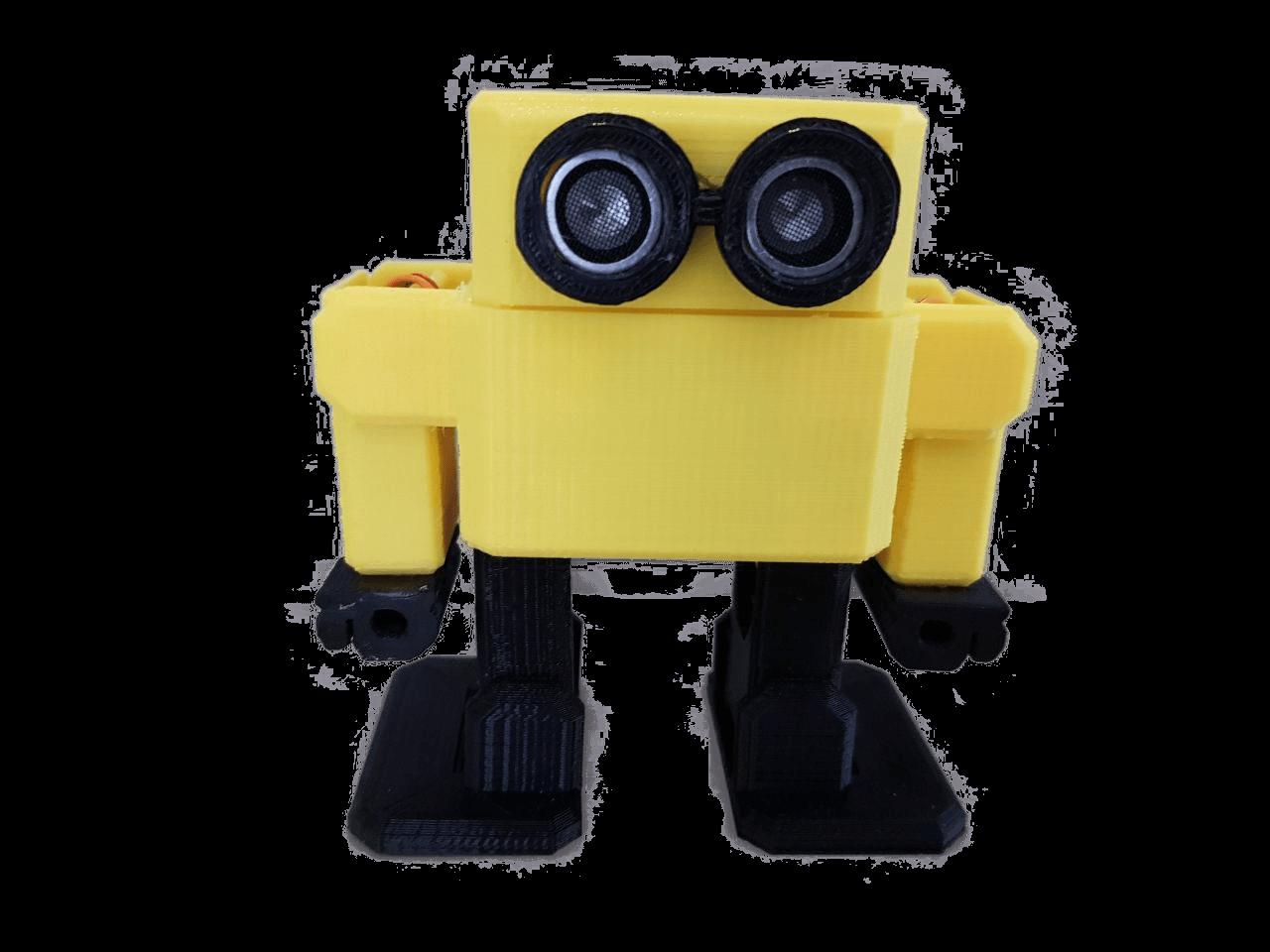 Kit para armar Robot Otto Minion CON BRAZOS 2
