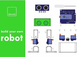 Robot Otto Armado Listo Para Usar Baila Control Cel Arduino 5