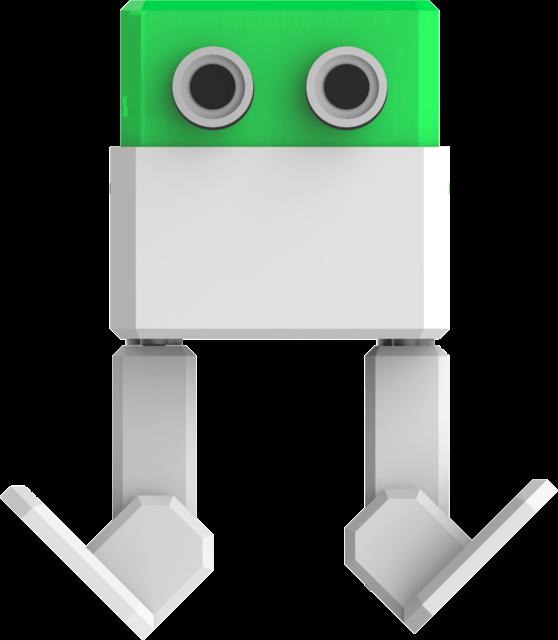 Robot Otto Armado Listo Para Usar Baila Control Cel Arduino 10