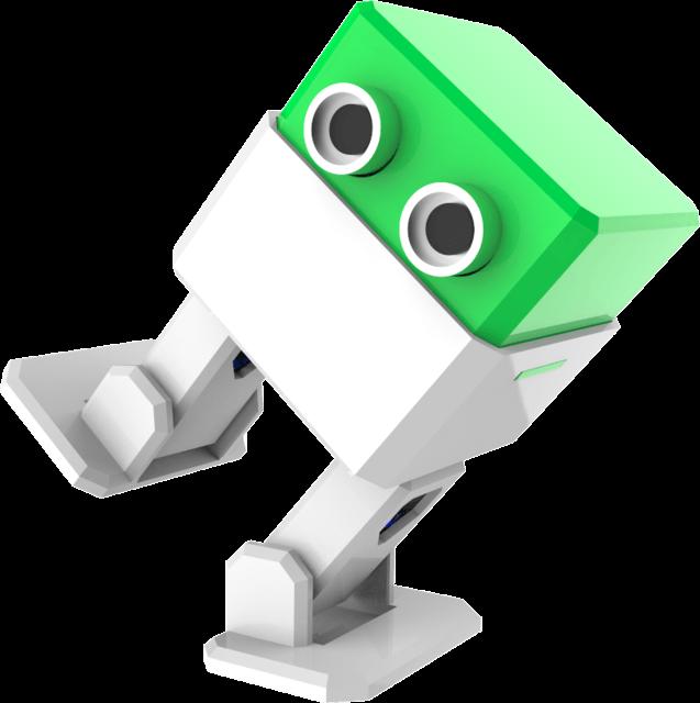 Robot Otto Armado Listo Para Usar Baila Control Cel Arduino 6