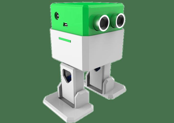 Robot Otto Armado Listo Para Usar Baila Control Cel Arduino 7