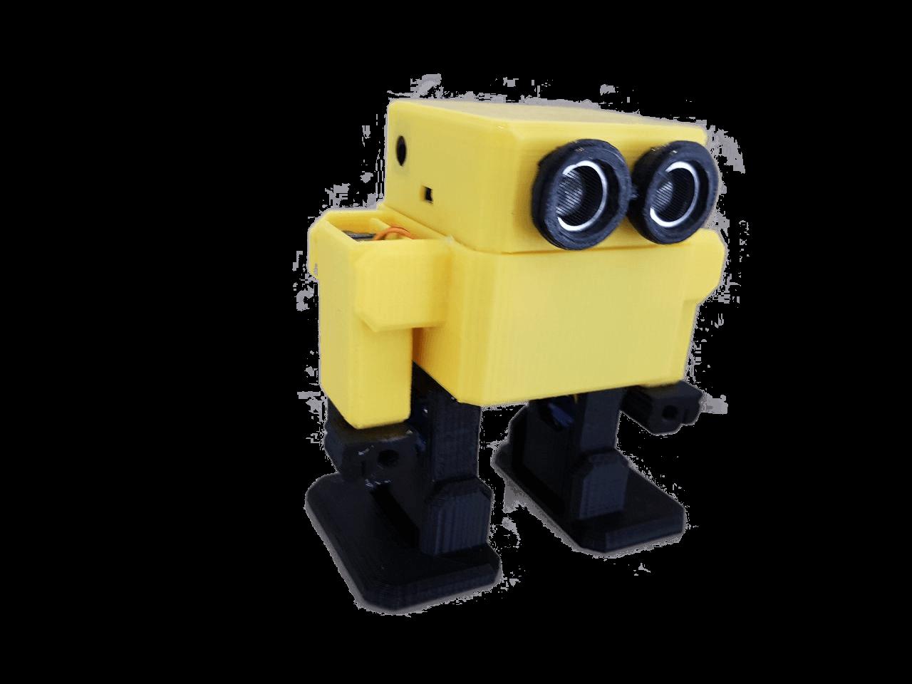 Kit para armar Robot Otto Minion CON BRAZOS 4