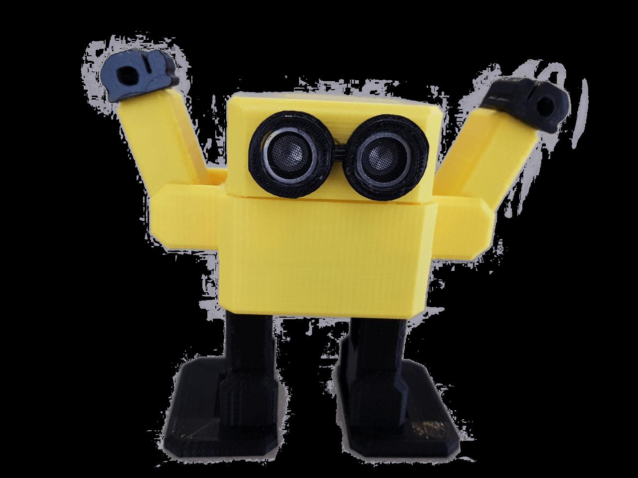 Kit para armar Robot Otto Minion CON BRAZOS 5