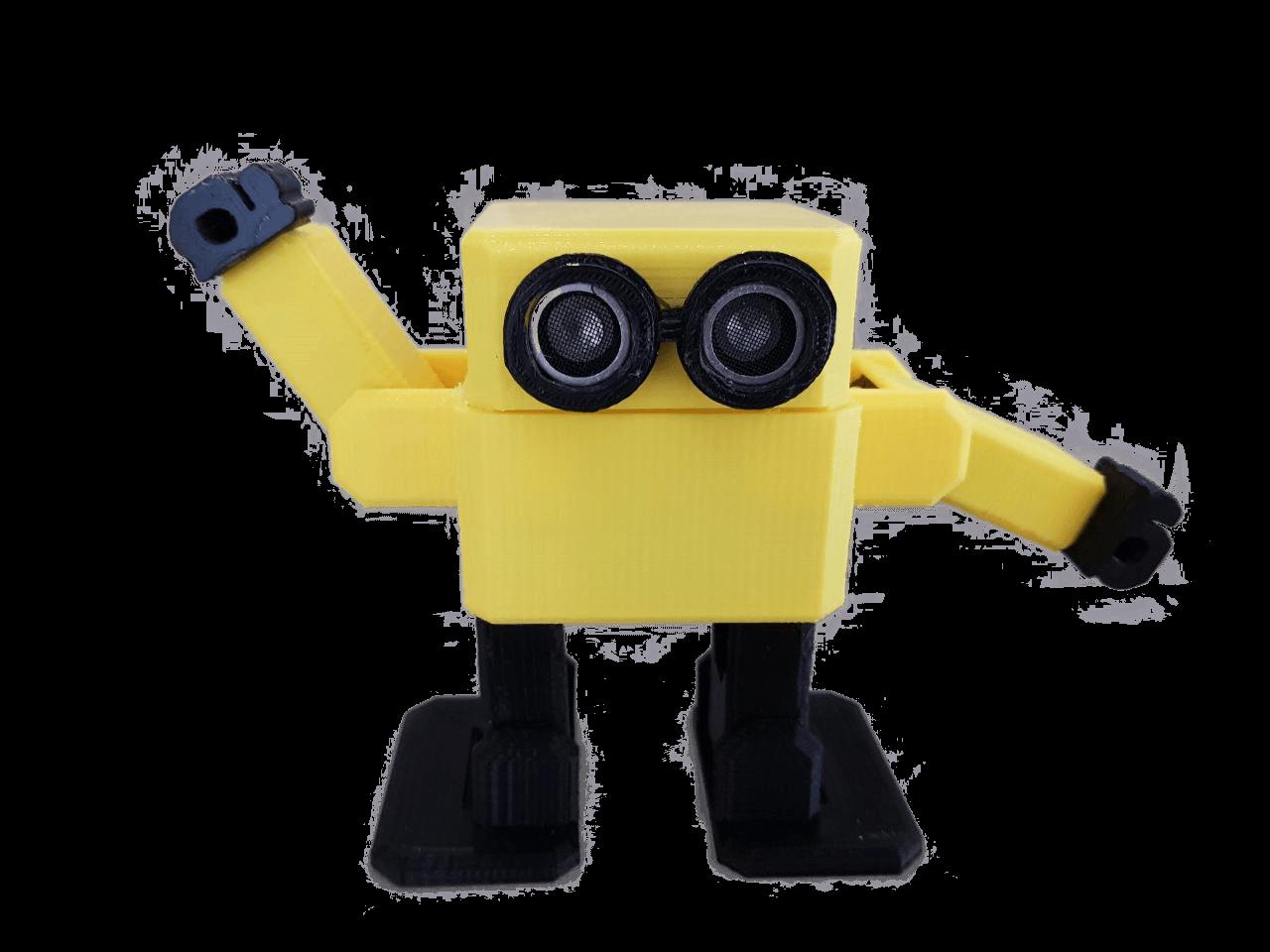Kit para armar Robot Otto Minion CON BRAZOS 3