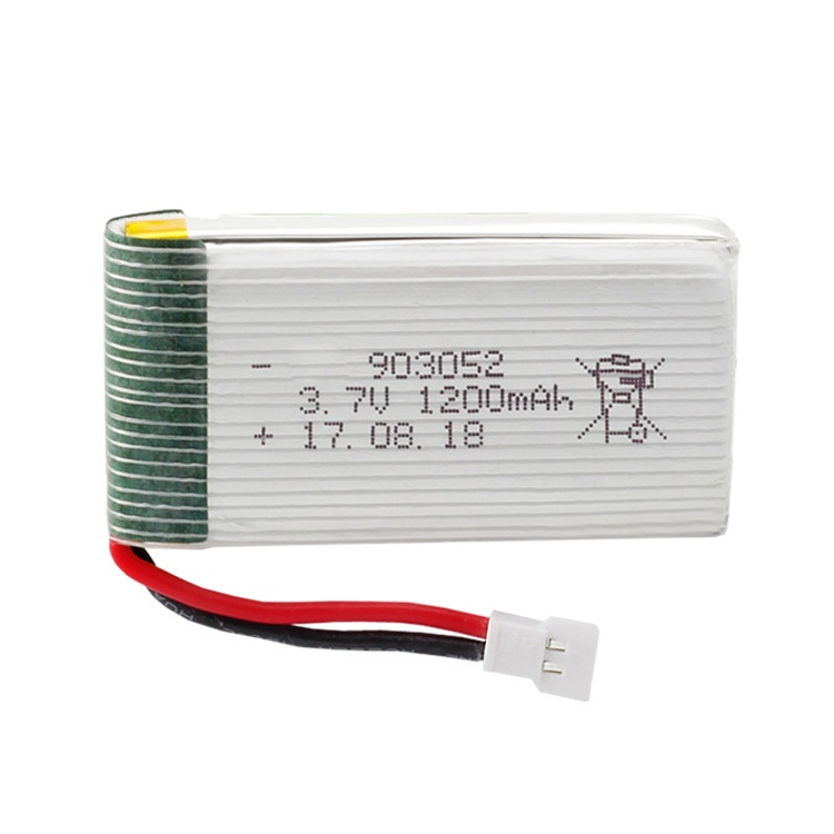 High-Rate-Polymer-Battery-903052-3-7V
